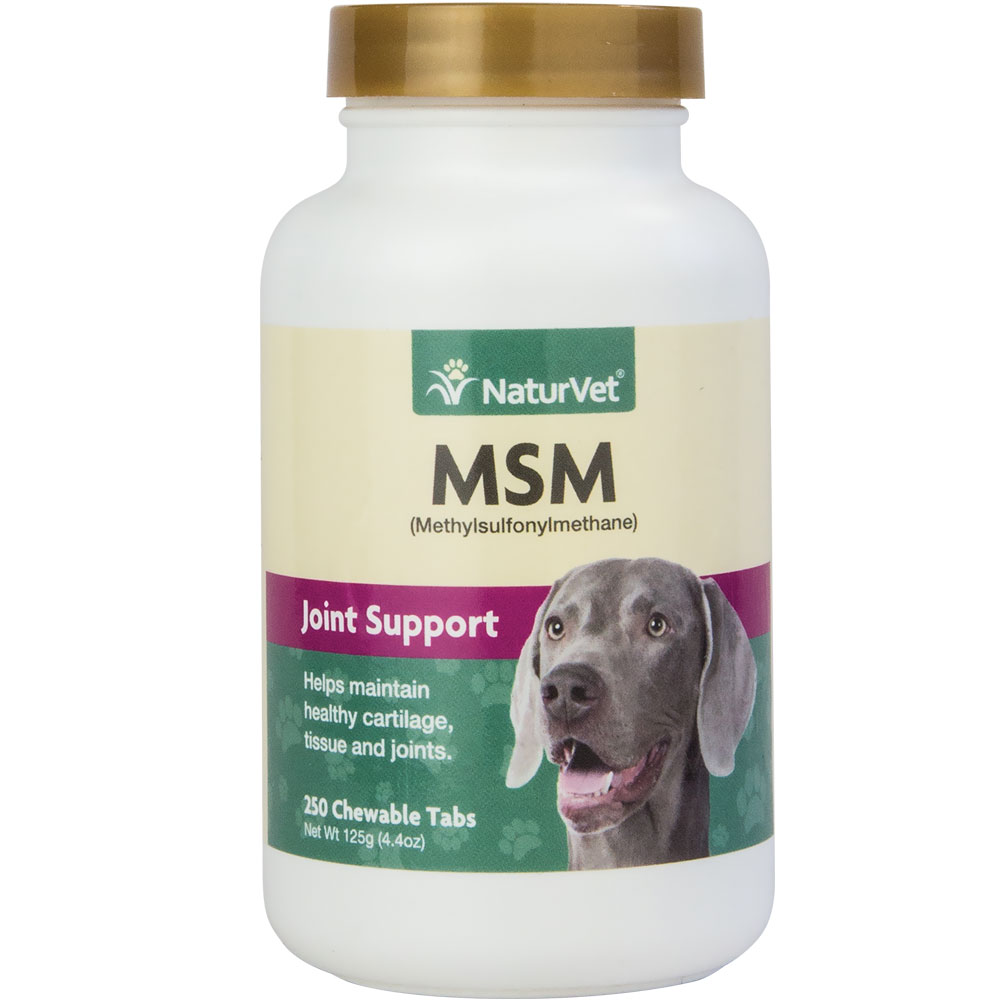 Naturvet Joint Supplements