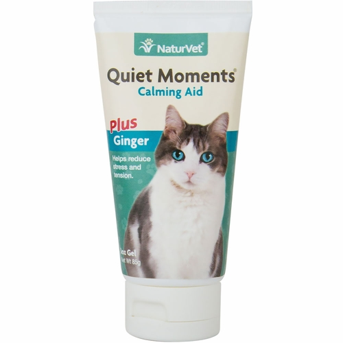 NaturVet Quiet Moments Gel for Cats (3 oz)