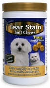 NaturVet Tear Stain Supplement (65 Soft Chews)