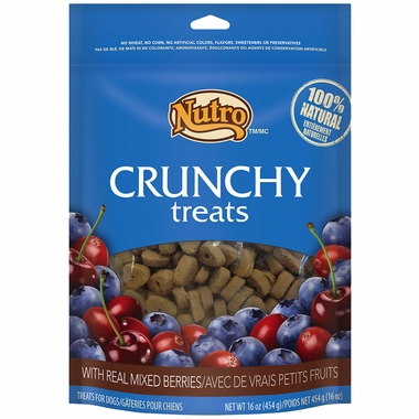 Nutro Dog Treats Good For Dogs