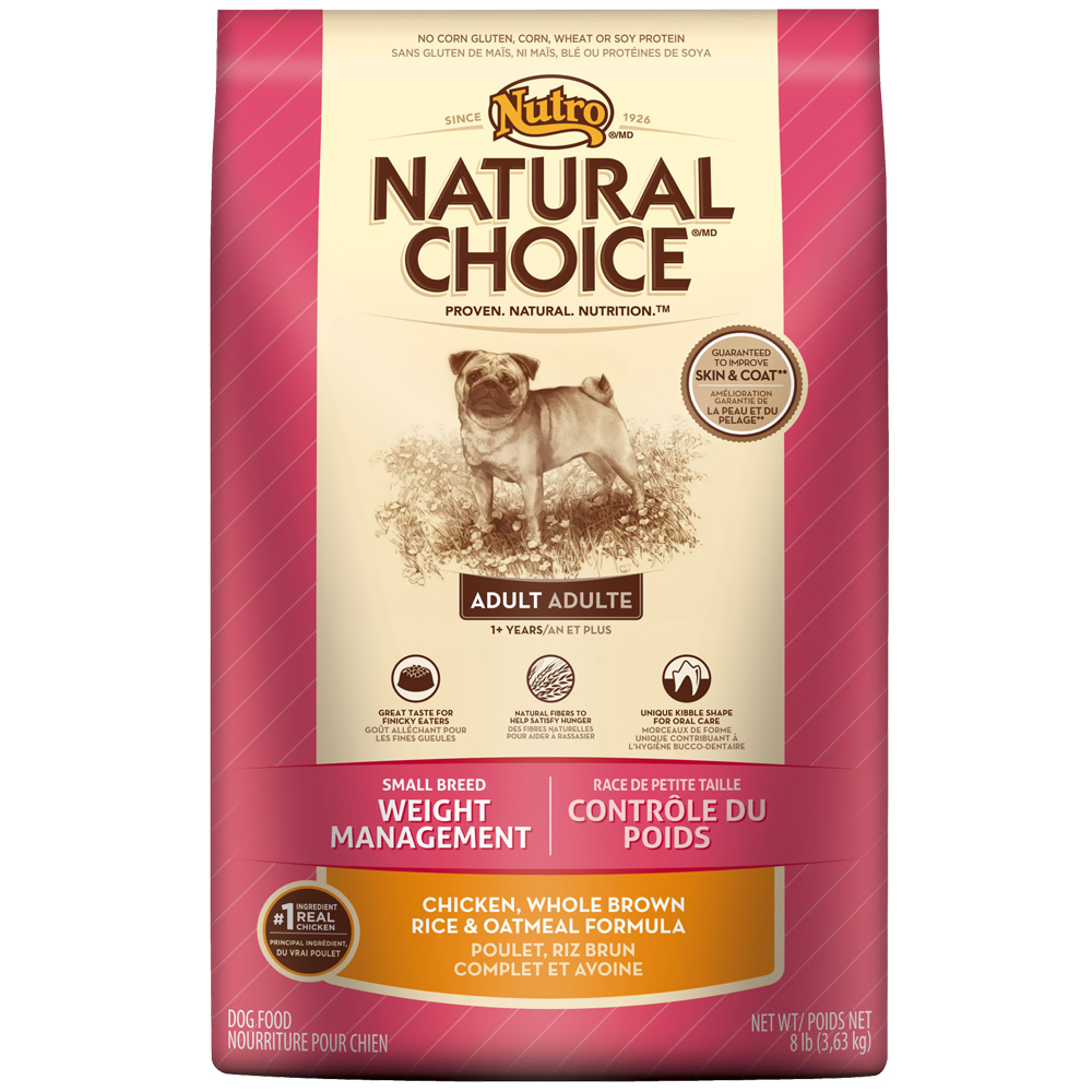 Natural Choice Dog Food Small Breed