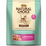 Nutro Natural Choice Wholesome Essentials Turkey & Whole Brown Rice - Adult Cat (14 lb)