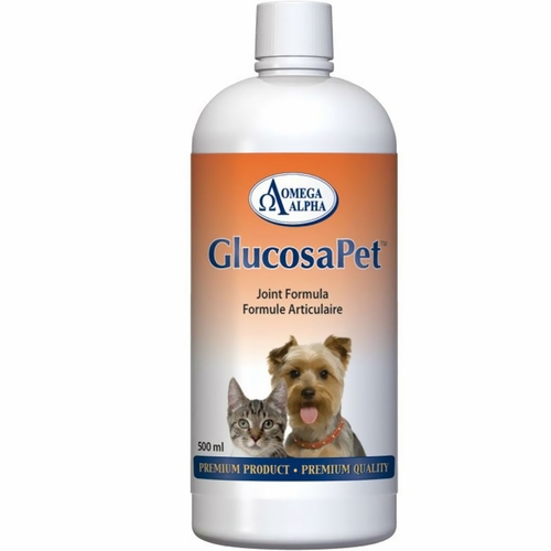 Omega Alpha GlucosaPet (16 oz)