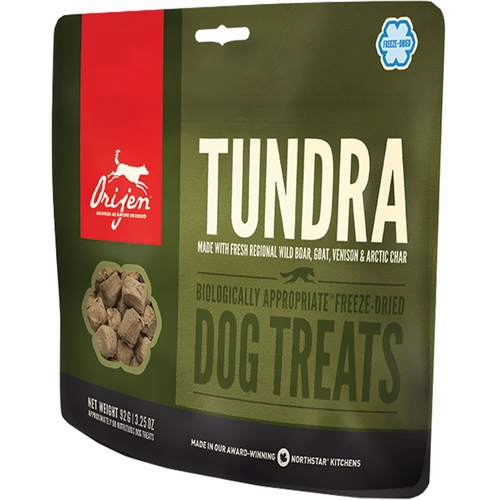 Orijen Freeze-Dried Tundra Dog Treats (3.5 oz)