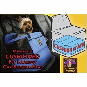 Outward Hound Car Booster Seat Medium Up To 30 Lbs