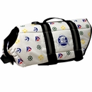 Paws Aboard Pet Life Jacket - Nauti Dog (XXSmall)