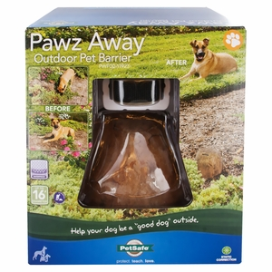 Pawz Away Outdoor Pet Barrier