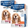 Pet Armor Pro Advanced Medium (23-44 lbs) - 6 Pack