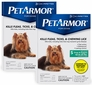 Pet Armor Up to 22 lbs. (6 Month)