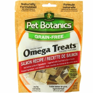 Pet Botanics Healthy Omega Treats - Salmon (5 oz)