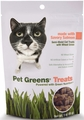 Pet Greens Semi-Moist Cat Treats Savory Salmon (3 oz)