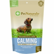 Pet Naturals Calming for Dogs (30 chews)