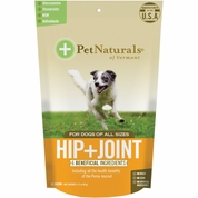 Pet Naturals Hip + Joint Chew for Dogs