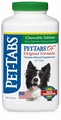 Pet-Tabs Daily Vitamin and Mineral Supplement for Dogs - 180 Tabs