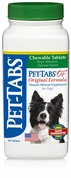 Pet-Tabs Daily Vitamin and Mineral Supplement for Dogs - 60 Tabs