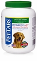 Pet-Tabs PLUS Daily Vitamin and Mineral Supplement for Dogs (365 Tabs)