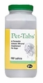 Pet-Tabs Regular for Dogs (60 Tabs) by Pfizer