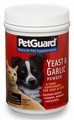 PetGuard Yeast and Garlic Powder (12 oz)