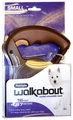 Petmate Walkabout Cord Small - Chocolate