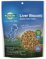 Petsafe Liver Biscotti Wheat Free - Small Bite (8 oz)