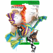 Petstages® Rag Rope Ball