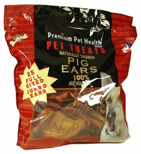 Pig Ears - BAG of 25 EARS