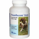 Proanthozone Derm for Dogs (90 Chew Tabs)