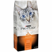 Purina Pro Plan Savor - Chicken & Rice Dry Adult Cat Food (16 lb)