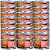 Purina Pro Plan Savor - Salmon & Rice Entr�e Canned Adult Cat Food (24x3oz)