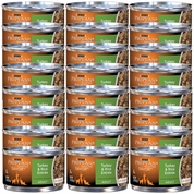 Purina Pro Plan Savor - Turkey & Rice Entr�e Canned Adult Cat Food (24x3oz)