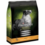 Purina Pro Plan Select - Grain Free Dry Dog Food (4 lb)