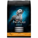 Purina Pro Plan Focus - Chicken & Rice Dry Puppy Food (6 lb)