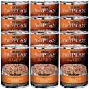 Purina Pro Plan Savor - Chicken & Rice Entrée Canned Adult Dog Food (12x13 oz)