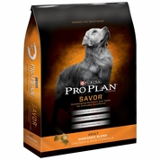 Purina Pro Plan Savor - Shredded Blend Chicken & Rice Dry Adult Dog Food (35 lb)