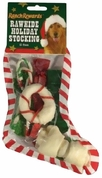 Ranch Rewards Rawhide Holiday Stocking (13 pieces)