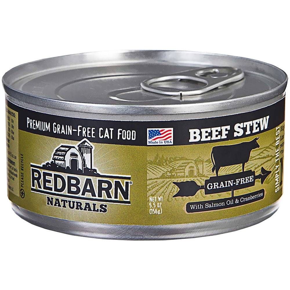 Redbarn Cat Food - Beefa Palooza (5.5 oz)