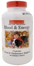 Resources Blood & Energy