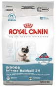 ROYAL CANIN Feline Health Nutrition Indoor Intense Hairball (15 lb)