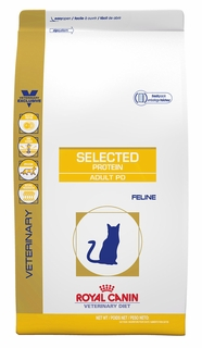 ROYAL CANIN Feline Selected Protein Adult PD Dry (17.6 lb)