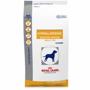 ROYAL CANIN Veterinary Diet CANINE Hypoallergenic Selected Protein ADULT PD (7.7 lbs)