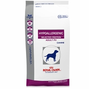 ROYAL CANIN Veterinary Diet Hypoallergenic Selected Protein PV for Canine (7.7 lbs)