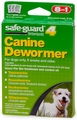 Safeguard 4 Canine Dewormer (1 gm) - Small Dogs (3 pack)