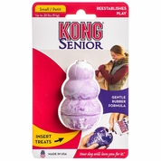 Senior KONG - SMALL 1-20 lbs