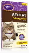 "Sentry HC Good Behavior Pheromone Collar Cats (upto 15"" neck)"