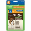 Sentry HC WormX for Dogs