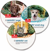 Seresto Flea & Tick Collar for Cats & Dogs