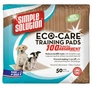 Simple Solution ECO-CARE Training Pads (50 Pack)