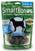 SmartBones Mini Dental Chews (24 pack)