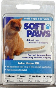 Soft Paws for Large Cats