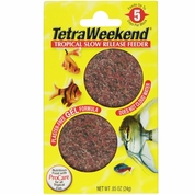 TetraWeekend Tropical Slow Release Feeder (0.85 oz)